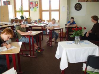 FÖZ Lernen Prüfung Schülermediatoren